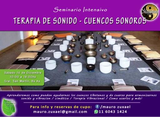 Seminario Cuencos 2017