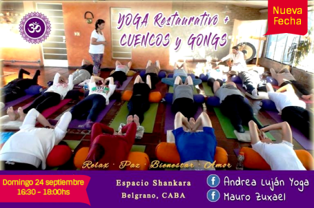 yoga gong domingo