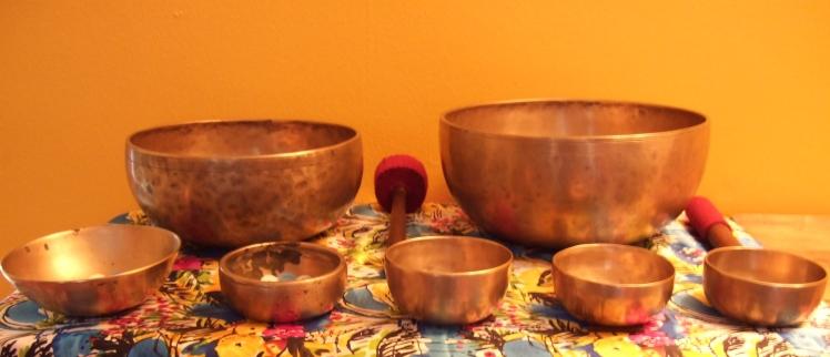cuencos tibetanos, cuencos metal, salud