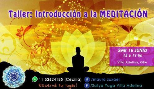 Meditacion Adelina